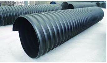 鋼帶增強波紋管